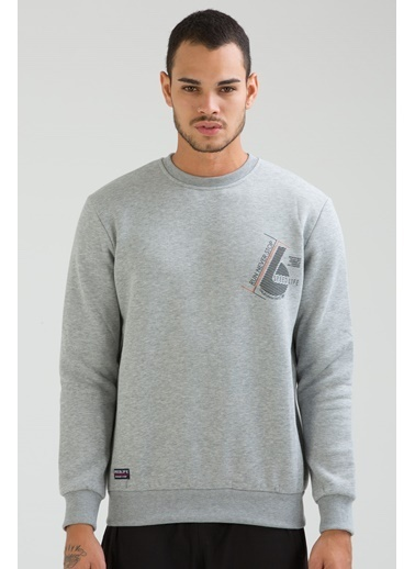 Speedlife Sweatshirt Gri